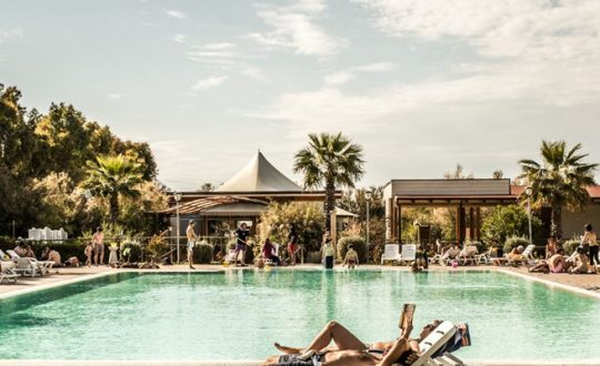 New Camping Le Tamerici - Toscana.nl
