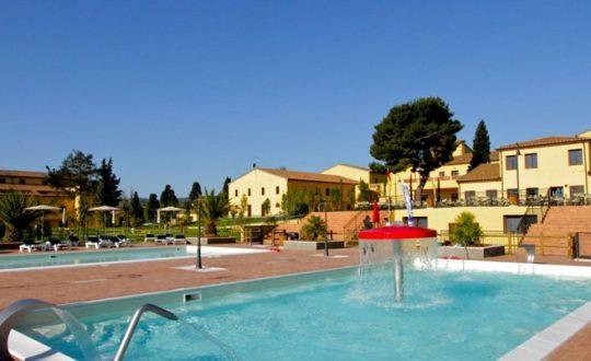 Residence Poggio all'Agnello - Toscana.nl