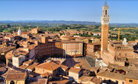 3 to do's in Siena