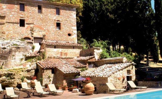 Villa Aia Vecchia di Montalceto - Toscana.nl
