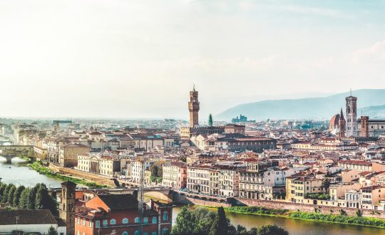 5 redenen om Florence te bezoeken