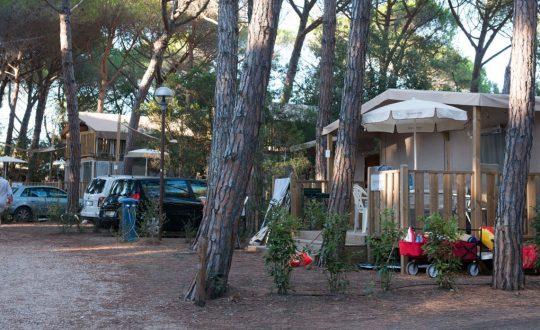 Vijfmaal luxe kamperen in Toscane