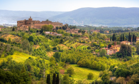 5 prachtige films over Toscane