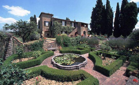 Villa Sasso Canaldo - Toscana.nl