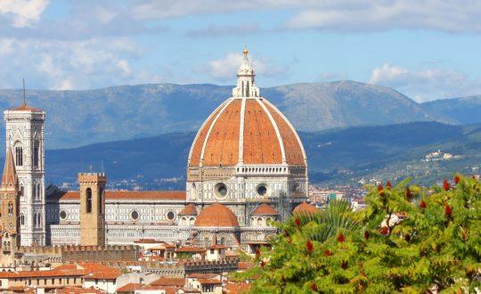 Op ontdekkingstocht in Toscane met de trein