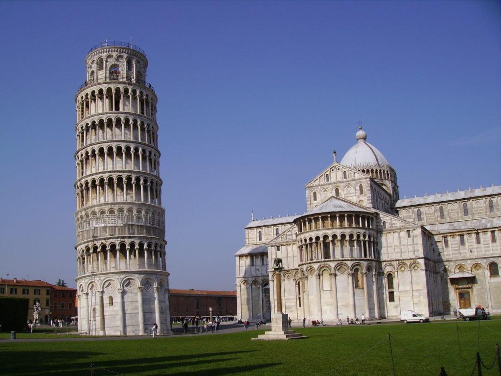 Pisa - vakantie in Toscane