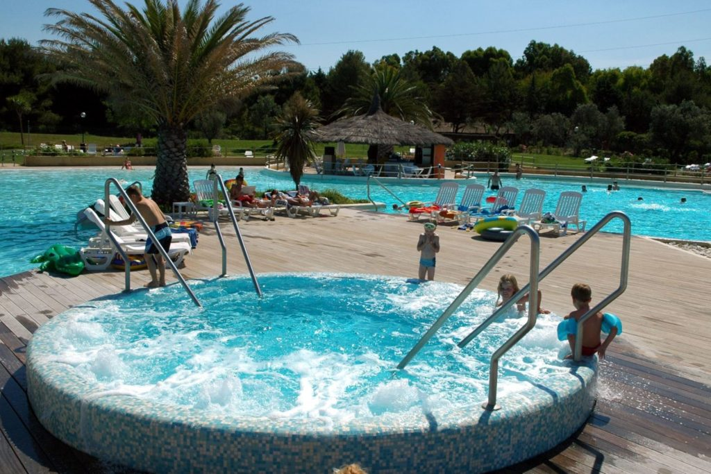 relaxt kamperen in Toscane