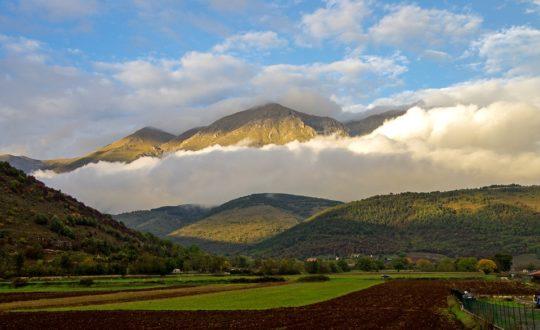 Te voet: ontdek de bergen van de Apennijnen