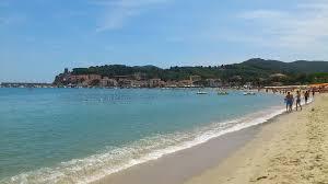 Elba strand