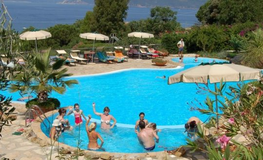 Villaggio Turistico Innamorata - Toscana.nl