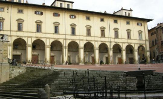 Stedentip: Arezzo