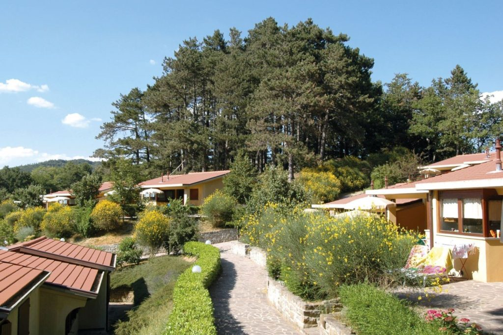 vakantiepark in Toscane - Antico Borgo i Cancelli