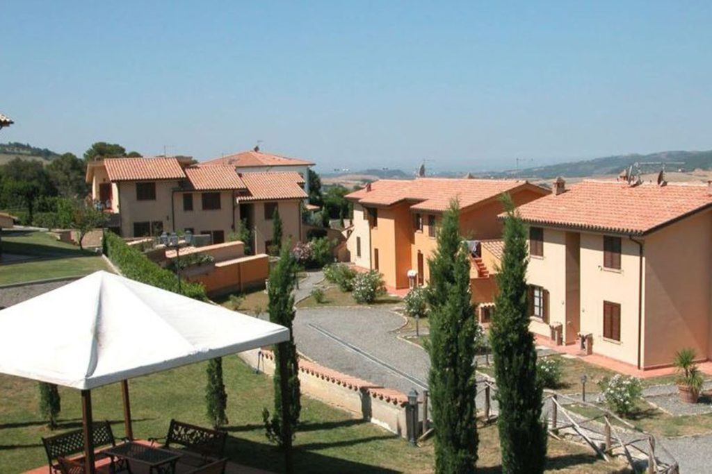 accommodatie in Toscane