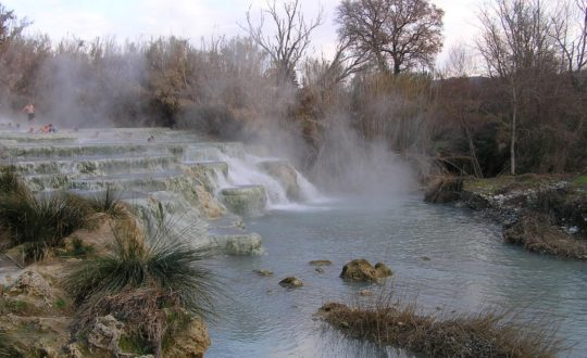 3 prachtige thermen in Toscane