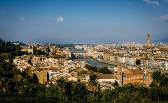 Tips voor een stedentrip in Toscana
