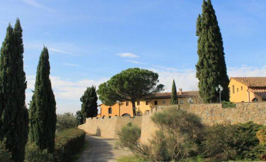 Agriturismo Il Borgo di Montereggi - Toscana.nl