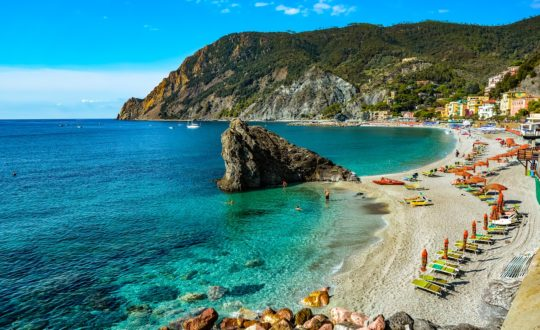 Mooie stranden in Toscane