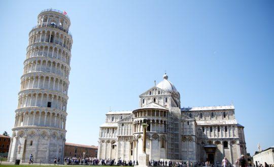 5 redenen om Pisa te bezoeken