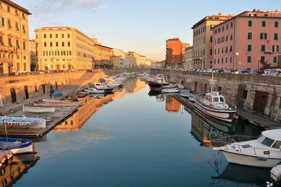 Livorno - haven