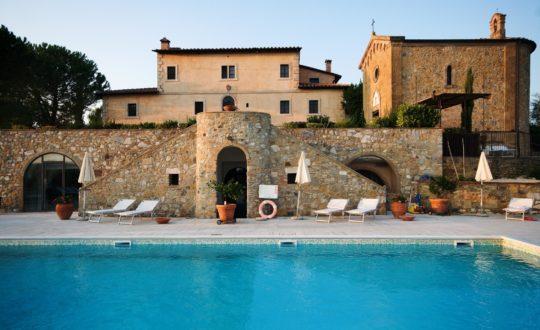 Tenuta di Castel San Gimignano - Toscana.nl