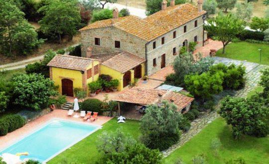 Villa sull Arno – 80386 - Toscana.nl