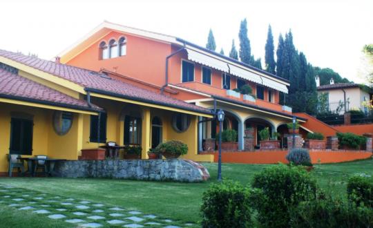 Borgo Gugnani - Toscana.nl