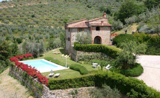 Villa in Val di Chio - Toscana.nl