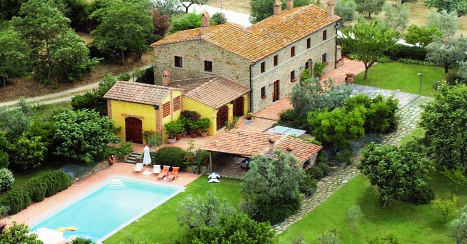 Villa Sul Arno