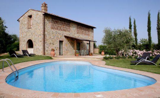 Villa Montagnola - Toscana.nl