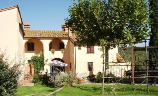 Agriturismo Montespertoli - Toscana.nl