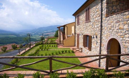 Residence Val di Cecina - Toscana.nl