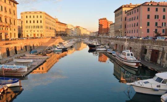 Met de auto op vakantie door Toscane