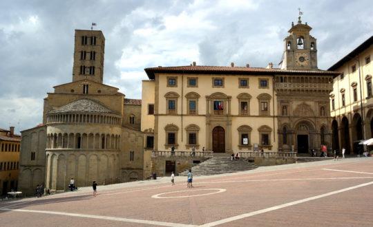 Het Toscaanse binnenland ontdekken vanuit B&B Santa Caterina