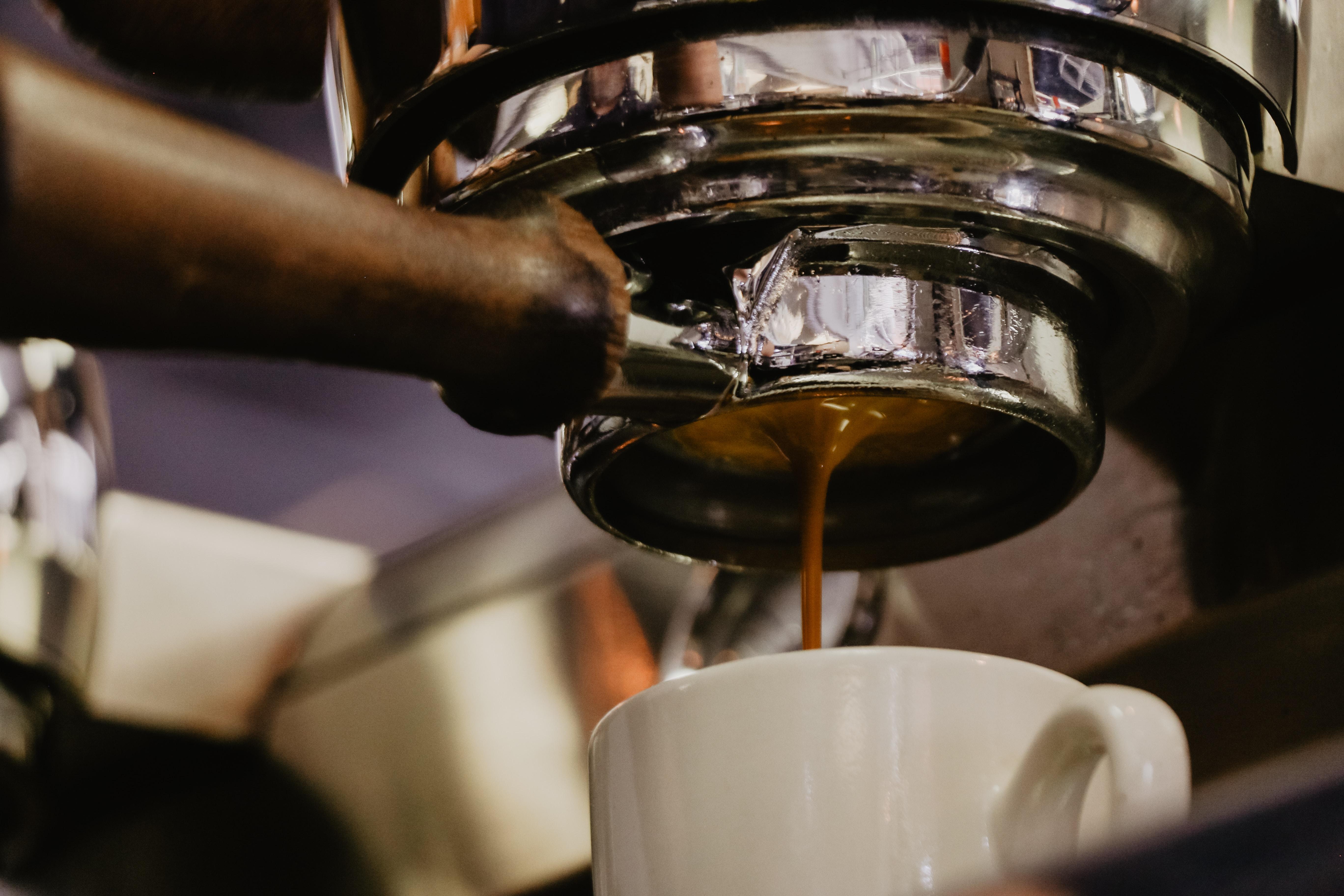 Vakantie in Italië - koffie