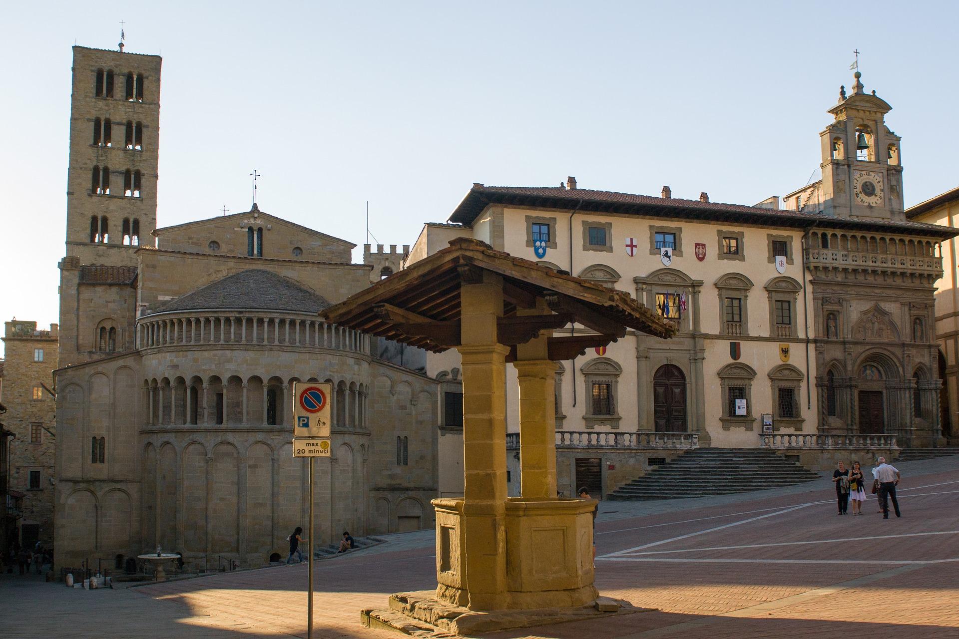 Arezzo - B&B Santa Caterina