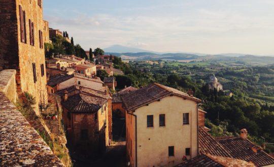 Camperroute Toscane