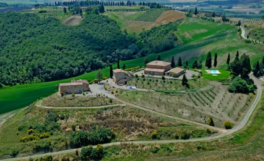 3x Zwemmen in Toscane met panoramisch uitzicht