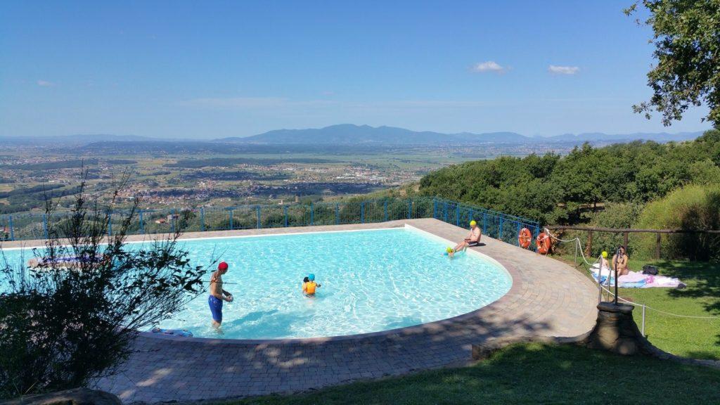 Het Zwembad van Camping Barco Reale