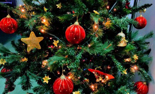 Toscane in kerstsferen