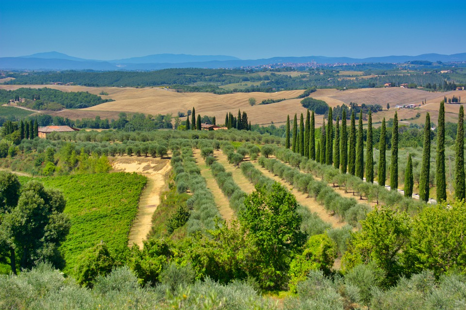 agriturismi in Toscane