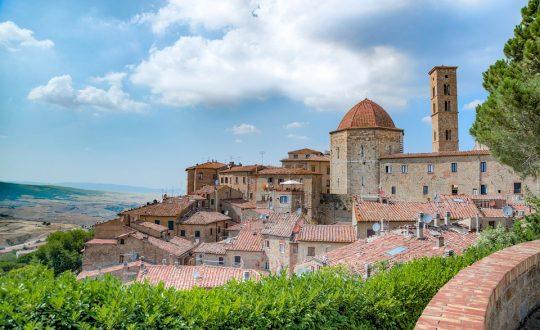 Uniek overnachten in Toscane