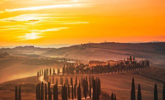 Actief in de herfst: wat doe jij in Toscane?