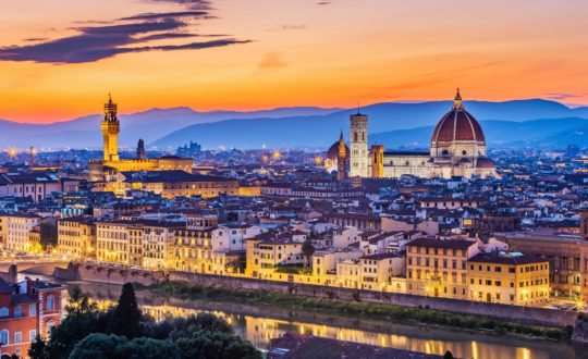 De vijf mooiste steden van Toscane