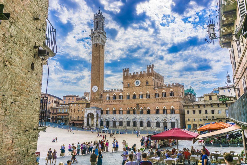Impressie van Siena
