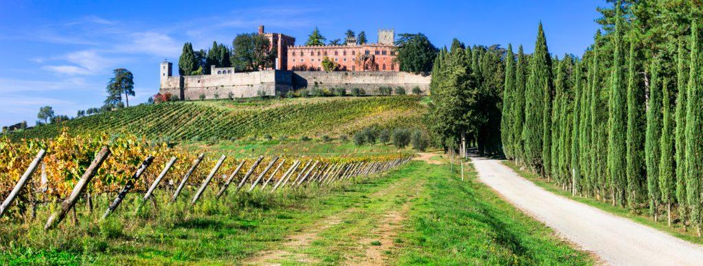Foto van Toscane