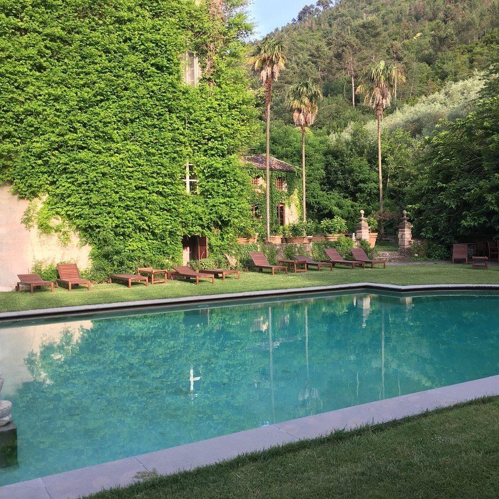 Foto van villa in Toscane